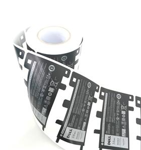 天势科技带您解析电池标签印刷|行业动态|手机电池
