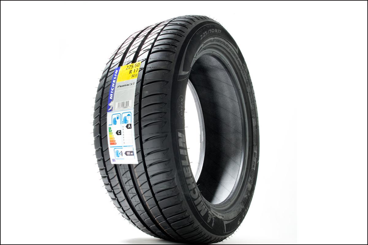 汽车轮胎标签