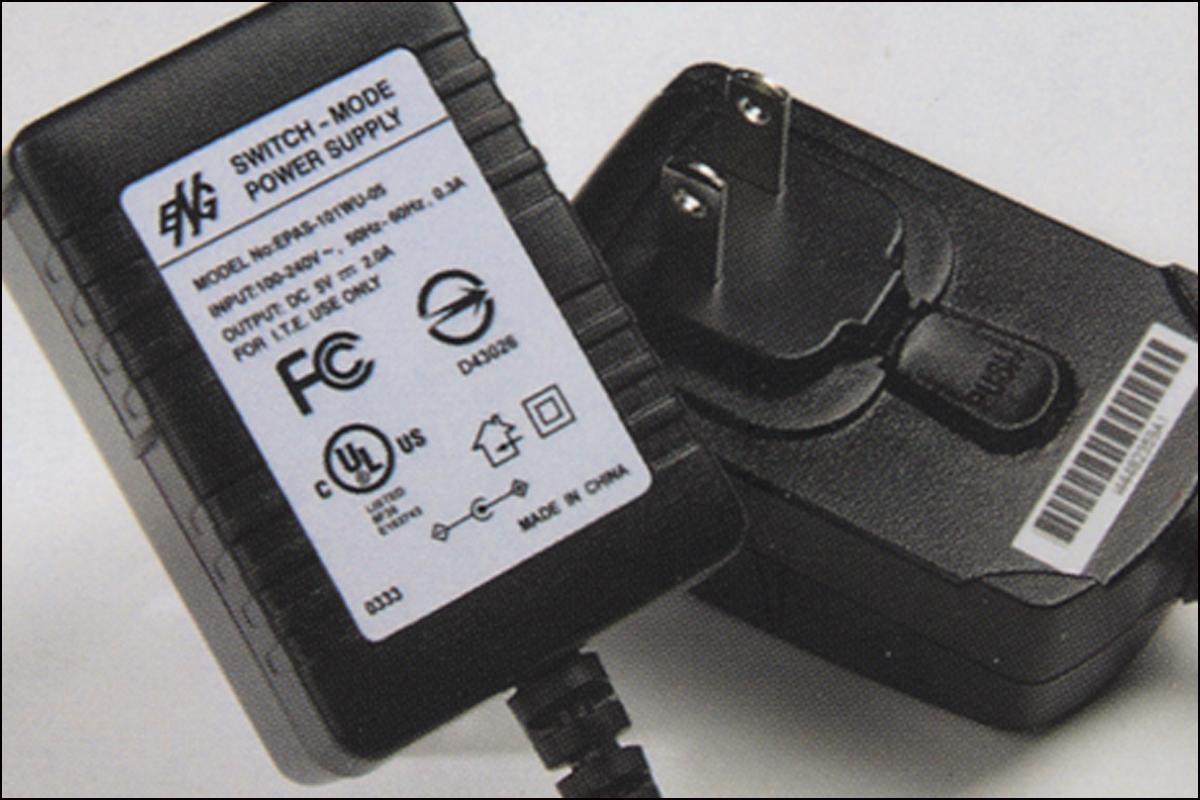 充电器标签