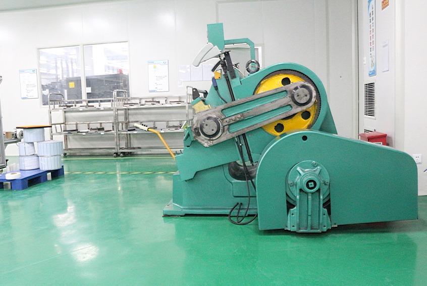 标签印刷企业-平压压痕机