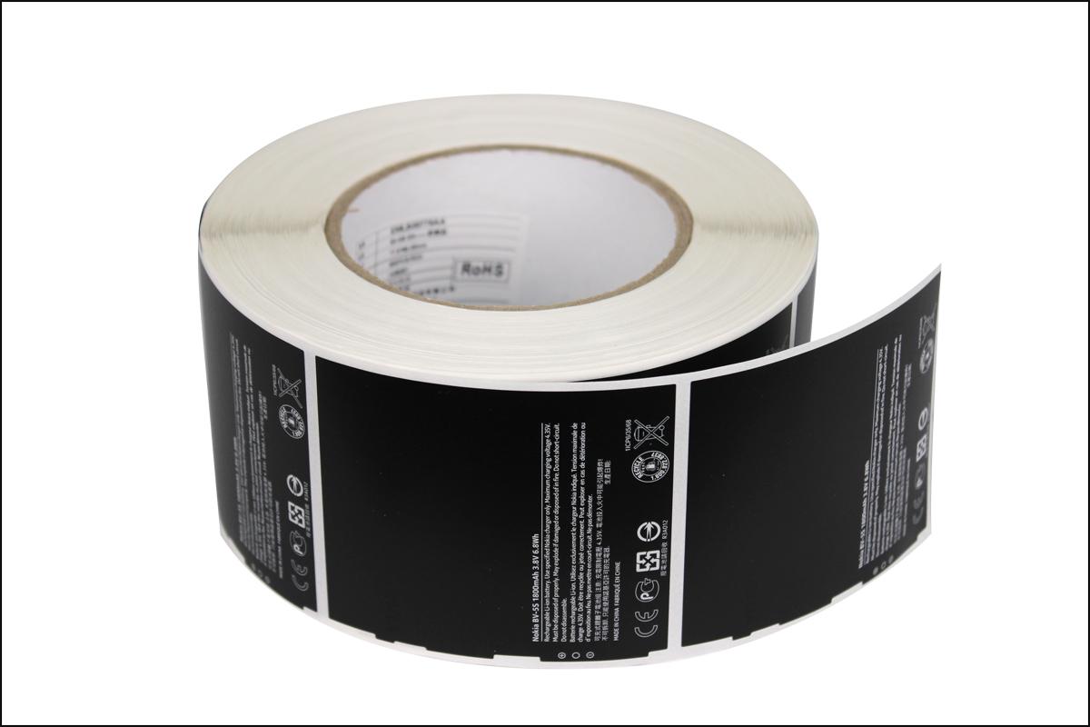热烈欢迎南京本盛品质部人员考察电池标签印刷供应商<天势科技>